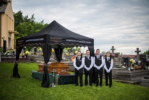 Pohrebné služby